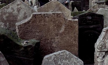 The Jewish cemetary in Prague