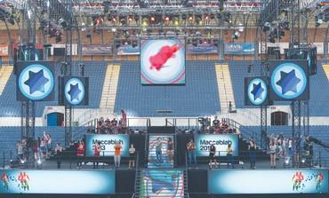 Maccabiah games ready to kick off.