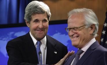Humour. John Kerry désigne un ancien lobbyiste pro-israélien comme nouvel émissaire américain pour le Proche-Orient