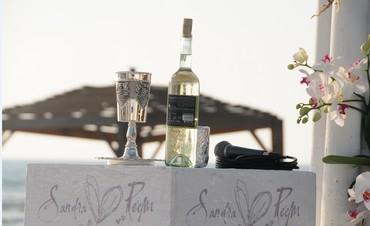 TelAviv beach wedding  (Avner Zarfati)