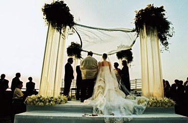 Tel Aviv wedding (Nomi Yogev)