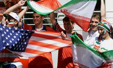 Fans at the 1998 World Cup. (Reuters)