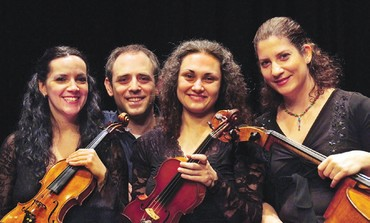The Carmel Quartet (courtesy)