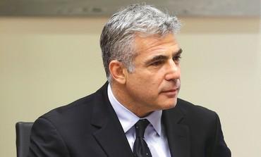 Yair Lapid, Marc Israel Sellem/The Jerusalem Post