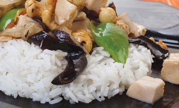 Tofu and Cashew (Anatoly Michaelo)
