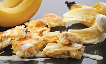 Banana roti (or loti) (Anatoly Michaelo)