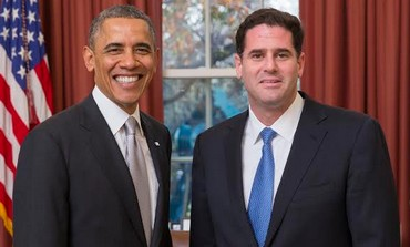 Ron Dermer officially takes office as Israeli envoy to US in Oval Office ceremony