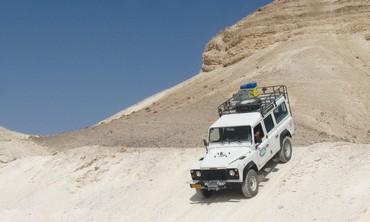 Giora Eldar's Jeep tours (Ariella Aflalo)