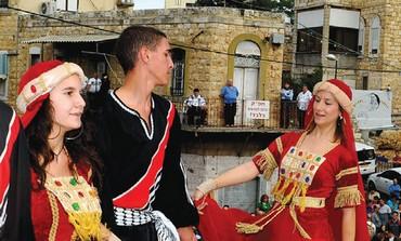 The Holiday of Holidays Festival in Haifa (Courtesy)
