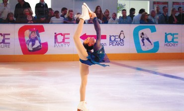 The Israel Artistic Ice Skating Championship (Courtesy)