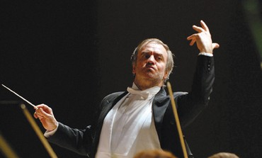 Conductor Valery Gergiev returns to Eilat (Courtesy)