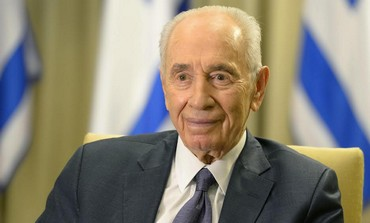 President Shimon Peres (Mark Neiman/GPO)