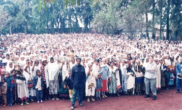 Addis Ababa, 1998