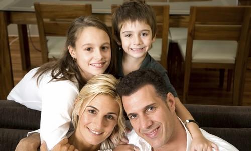 The new Israeli family