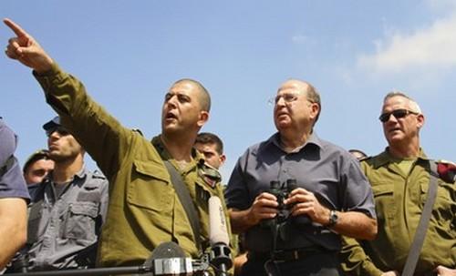 Israeli general Ya'alon