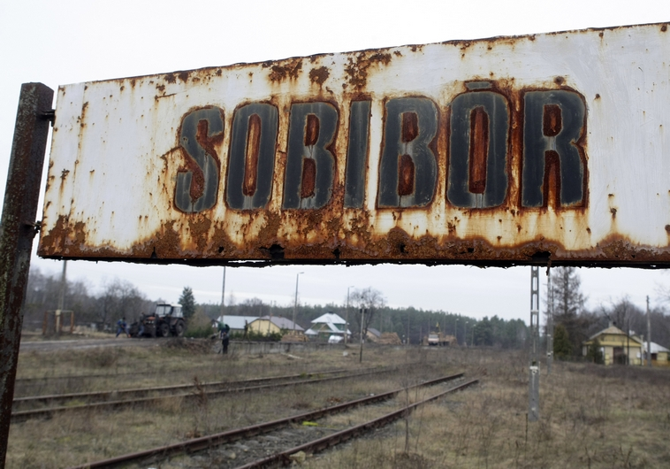 Sobibor Death Camp Gas Chambers Sobibor Death Camp