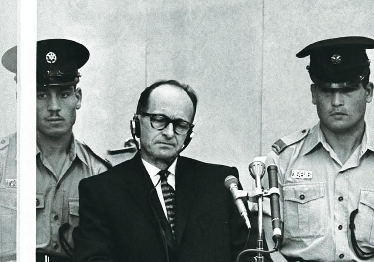 Resultado de imagem para eichmann em jerusalem