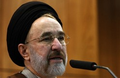Jews slam Germany for hosting Khatami