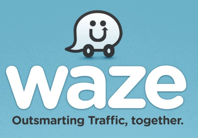 Waze navigation app (Photo by: Courtesy)