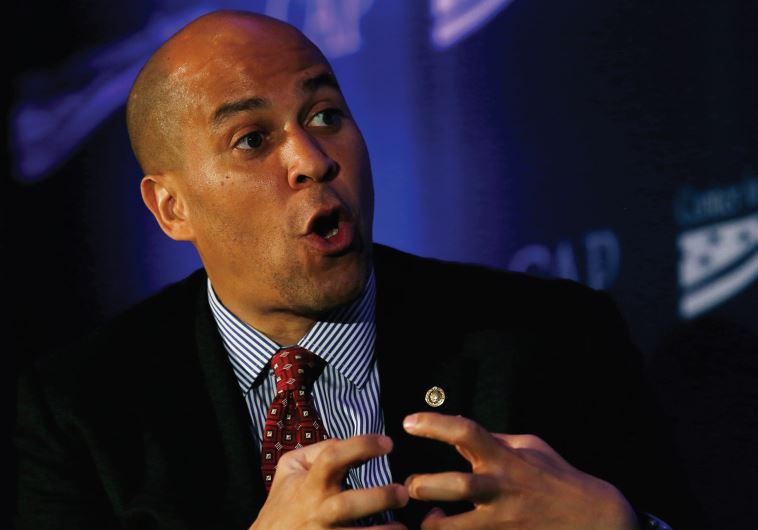 No Holds Barred: Senator Booker rightly addresses gun violence but betrays himself by funding Iran