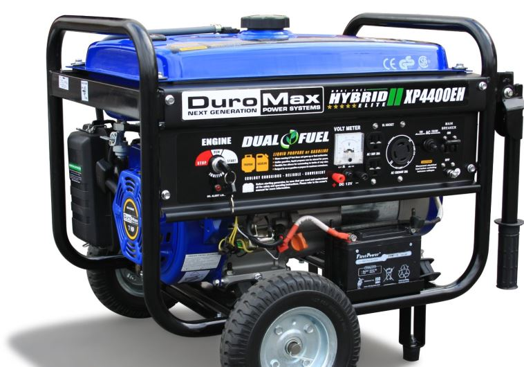 Portable Generator With Jumper Cables : Best watt portable generators for