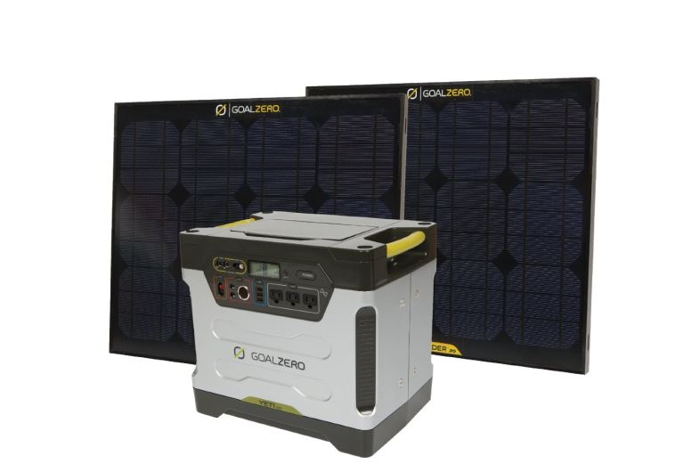 8 Best Reviewed Portable Solar Power Generators For 2017