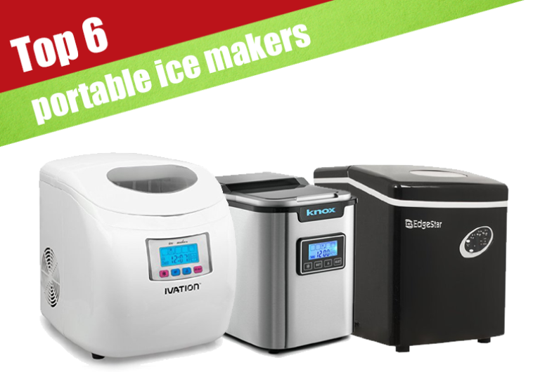 Best Portable Ice Maker 2020 6 Best Portable Ice Makers Reviewed for 2019   Jerusalem Post