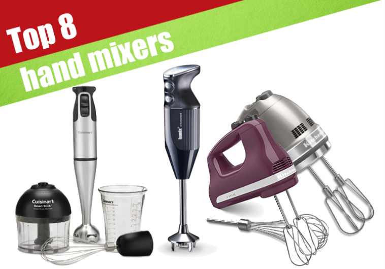 Best Electric Mixers ~ The best hand mixers reviewed for jerusalem post