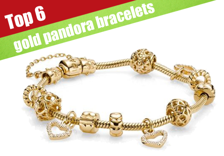 8 Most Beautiful Gold Pandora Bracelets For Sale