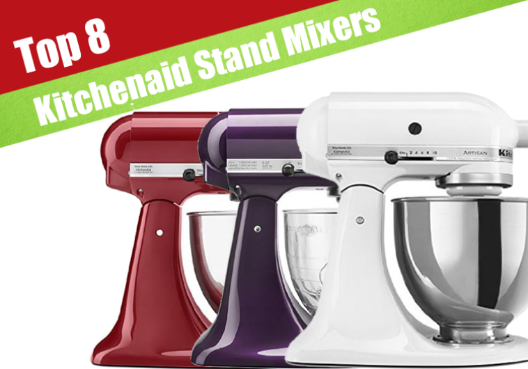 best kitchenaid mixer 8 best reviewed kitchenaid stand mixers for 2018 31064