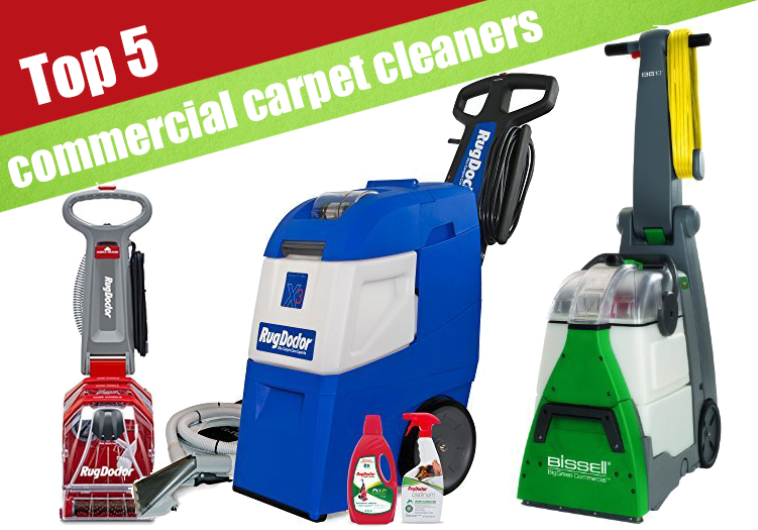 5 best heavy duty commercial carpet cleaners for 2017 for What is the best carpet to buy