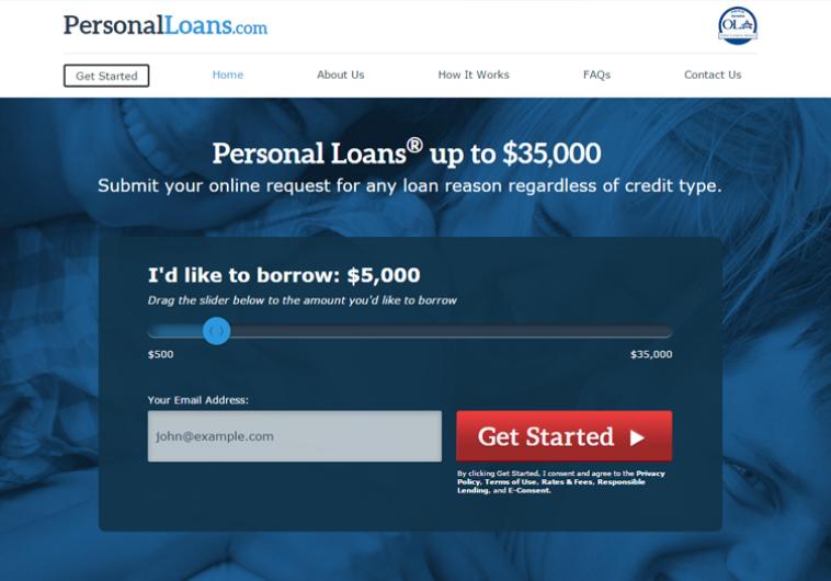 Personalloans.Com Personal Loans