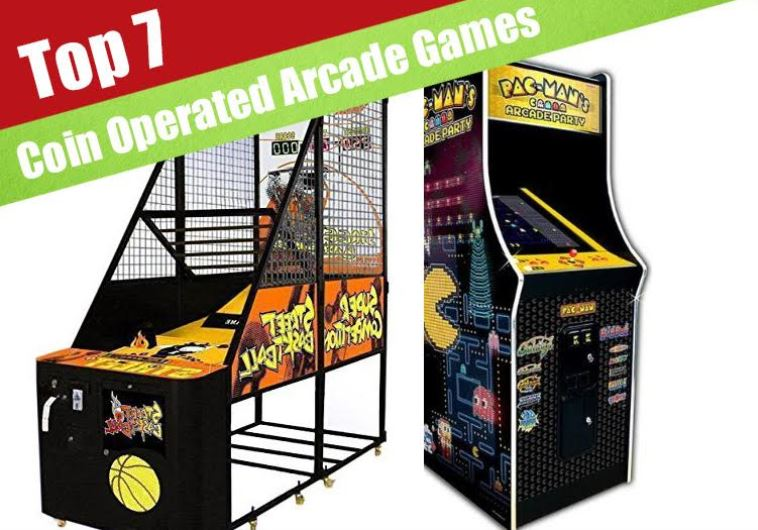 Strange 7 Best Coin Op Arcade Games You Can Buy Today Jerusalem Post Download Free Architecture Designs Crovemadebymaigaardcom