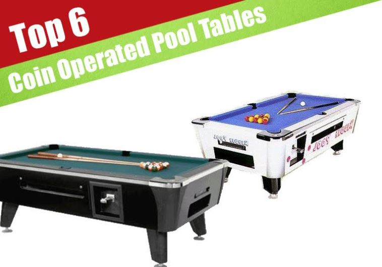 Best Coin Operated Pool Tables You Can Buy Today Jerusalem Post - Sleek pool table