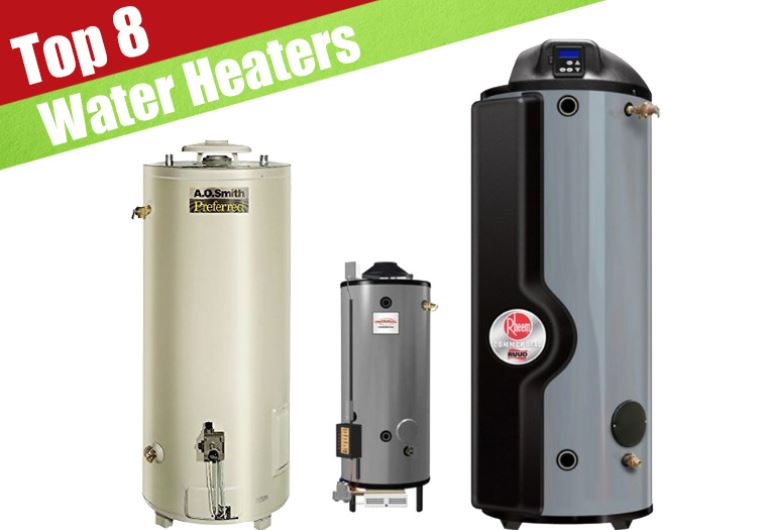 What Are The Best Hot Water Heater Brands Mccnsulting