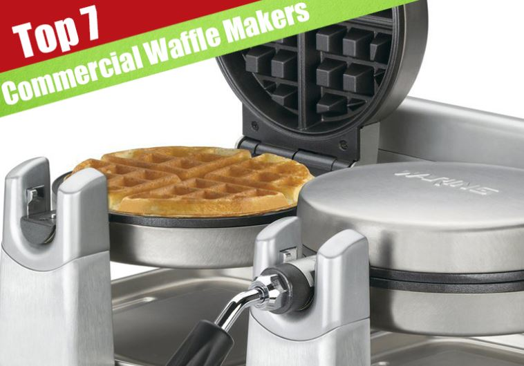 7 best commercial waffle makers for 2017 jerusalem post belgian waffle with deep pockets that hold your favorite topping but dont want to go to a restaurant dont go you can make the waffles right at home sciox Images