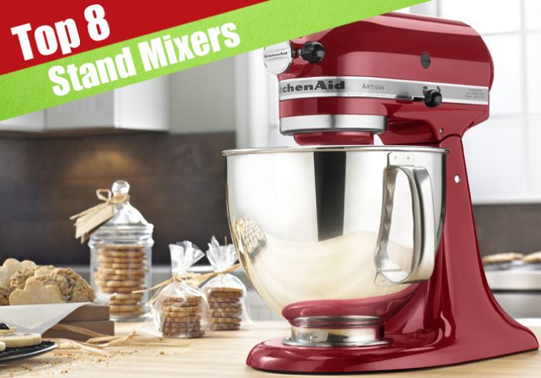 8 Best Reviewed Stand Mixers For 2019