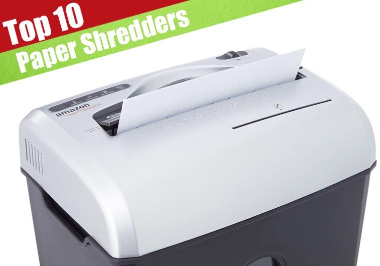 paper shredders - Best Paper Shredder For The Money