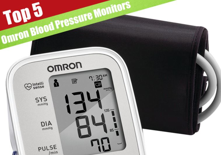 5 Best Omron Blood Pressure Monitors For 2017 Jerusalem Post