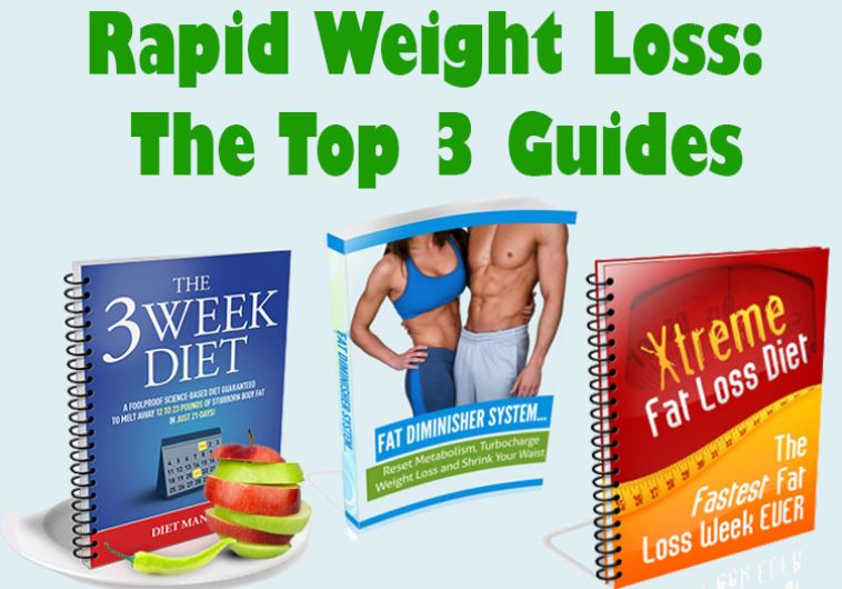 Rapid Weight Loss Diets The 3 Guides You Need To Know Jerusalem Post