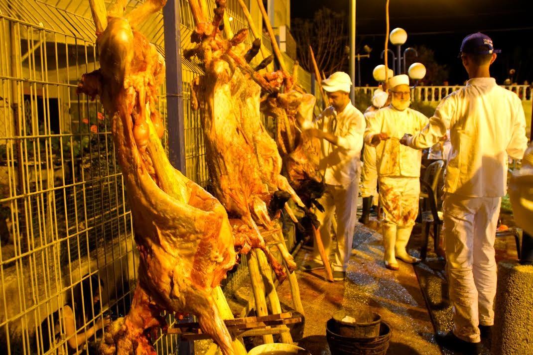 Samaritans perform sacrificial Passover ritual - Israel News