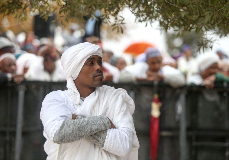 Thousands of Ethiopian-Israelis celebrate Sigd Day in Jerusalem