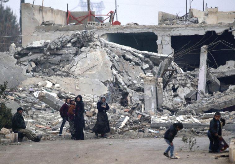 Analysis: Syria, a modern day Holocaust?