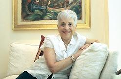 Lynn Schusterman (Ariel Jerozolimski)
