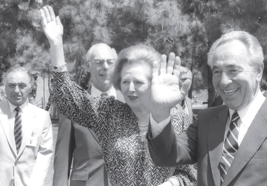 The Iron Lady and the Jewish state