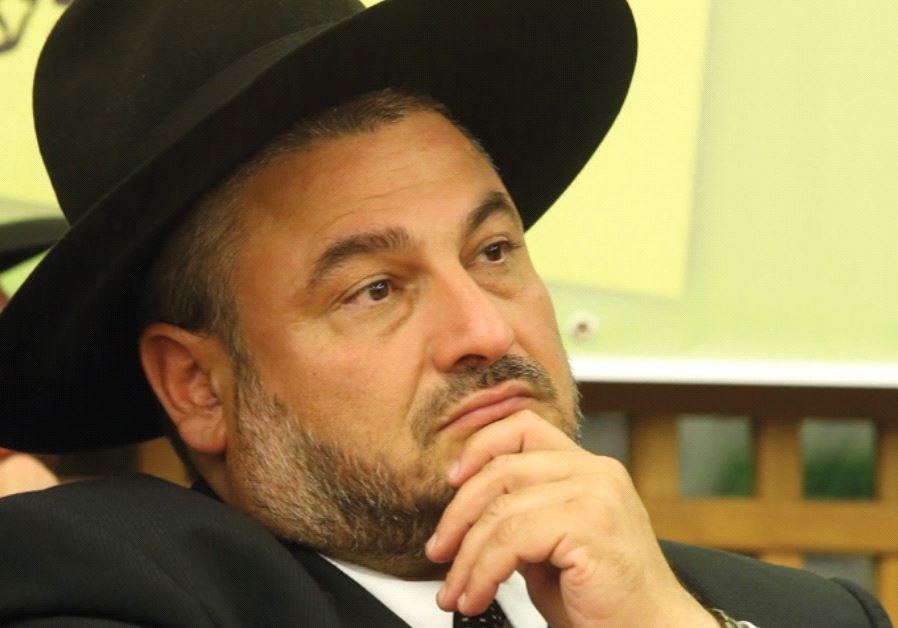Beit Shemesh Mayor Moshe Abutbul (Marc Israel Sellem)