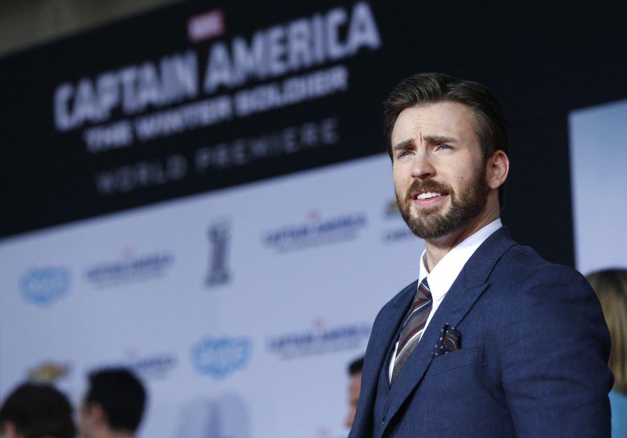 'Captain America' Chris Evans to star in Ethiopian Israel airlift film