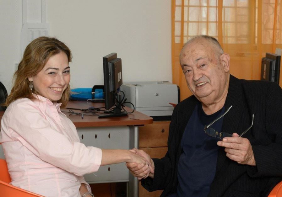 NGO Aviv for Holocaust Survivors
