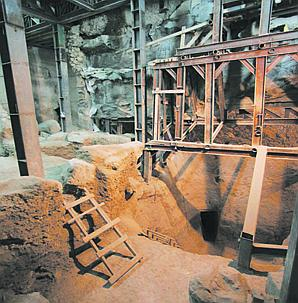 city of david arch dig