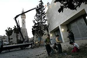 IDF readies for Bethlehem pilgrimage